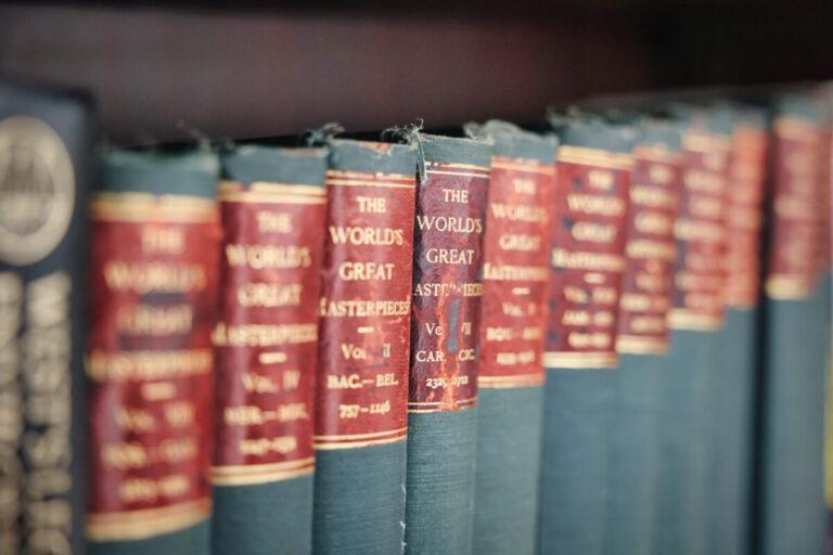 Yingzhong Law Book Shelf